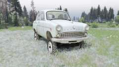 Moskvich-410Н for Spin Tires