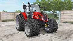 New Holland T5.120 Fiᶏt Centenario for Farming Simulator 2017