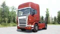 Scania R730 Topline for MudRunner