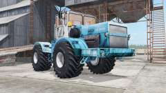 Kirovets K-700A turquoise color for Farming Simulator 2017