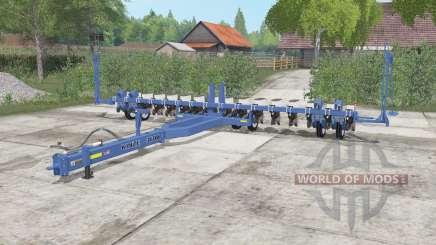 Kinze 3600 steel blue for Farming Simulator 2017