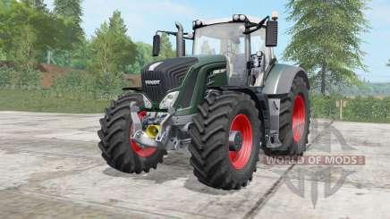 Fendt 930 Vario gable green for Farming Simulator 2017