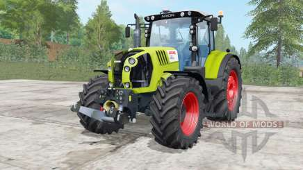 Claas Arion 530-650 for Farming Simulator 2017