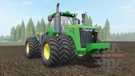 John Deere 9470R-9620R for Farming Simulator 2017