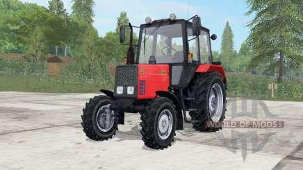 MTZ-820 Belarus light red color for Farming Simulator 2017