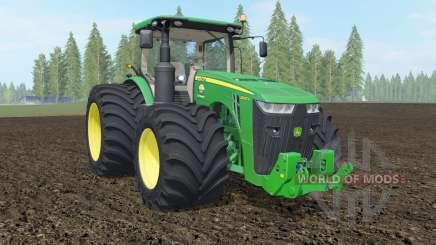 John Deere 8245R-8400R 2014 for Farming Simulator 2017