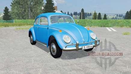 Volkswagen Beetle for Farming Simulator 2015