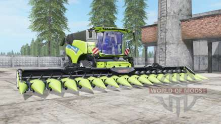 New Holland CR10.90 june bud for Farming Simulator 2017