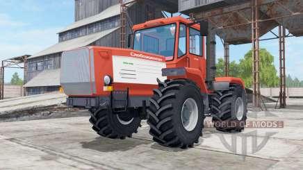 Slobozhanets HTA-220V choice of color for Farming Simulator 2017