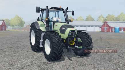 Hurlimann XL 165.7 for Farming Simulator 2013