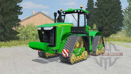John Deere 9560RX dark pastel green for Farming Simulator 2015