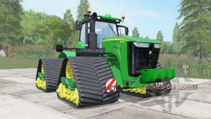 John Deere 9560RX north texas green for Farming Simulator 2017