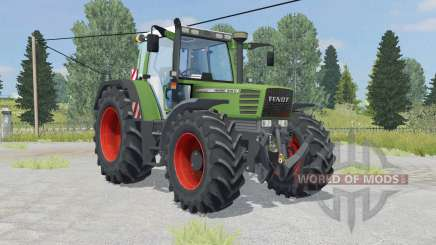 Fendt Favorit 515C Turbomatik asparagus for Farming Simulator 2015