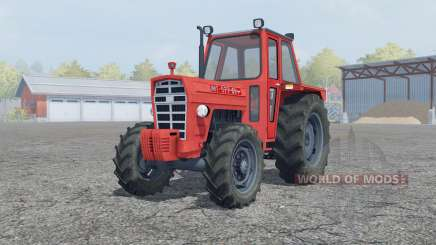 IMT 577 DV sunset orange for Farming Simulator 2013