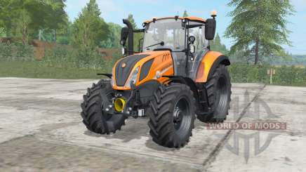 New Holland T5.120 Gᶏmling Edition for Farming Simulator 2017