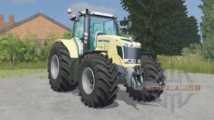 Massey Ferguson 7726 Krone Edition for Farming Simulator 2015