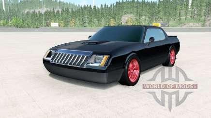 Buick Regal replica for BeamNG Drive