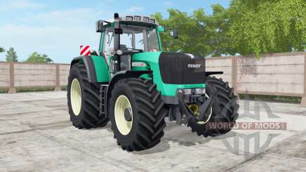Fendt 916-930 Vario TMS robin egg blue for Farming Simulator 2017