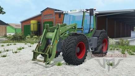 Fendt Xylon 524 1995 for Farming Simulator 2015