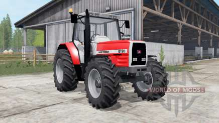 Massey Ferguson 6160-6190 for Farming Simulator 2017