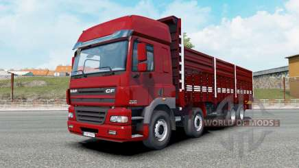 DAF CF85.530 8x4 Space Cab for Euro Truck Simulator 2
