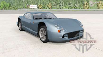 TVR Cerbera Speed 12 for BeamNG Drive