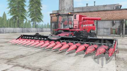 Case IH Axial-Flow 9230 deep cᶏrmine pink for Farming Simulator 2017