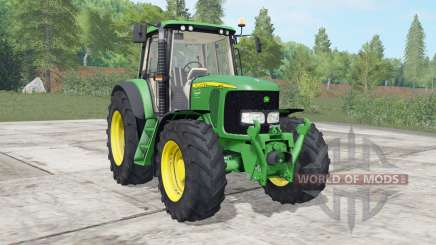 John Deere 6020&7020 series for Farming Simulator 2017