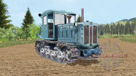 T-74 opens the door for Farming Simulator 2015
