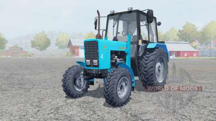 MTZ-82.1 Belarus front loader for Farming Simulator 2013