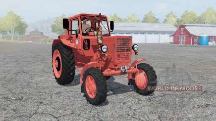 MTZ-50 Belarus soft-red color for Farming Simulator 2013