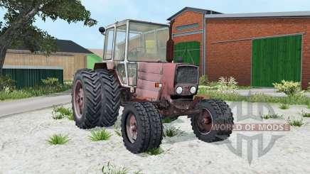 UMZ-6KM / dual wheels for Farming Simulator 2015