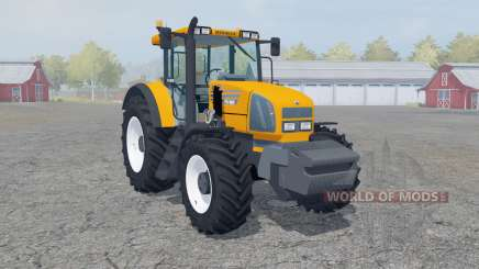 Renault Ares 610 RZ change wheels for Farming Simulator 2013