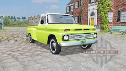 Chevrolet C10 Stepside (C14) 1966 for Farming Simulator 2015