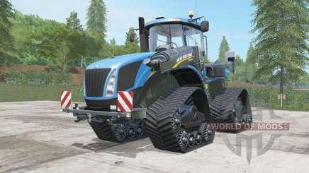 New Holland T9.565 SmartTrax spanish sky blue for Farming Simulator 2017