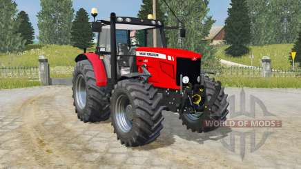 Massey Ferguson 6480 FL console for Farming Simulator 2015
