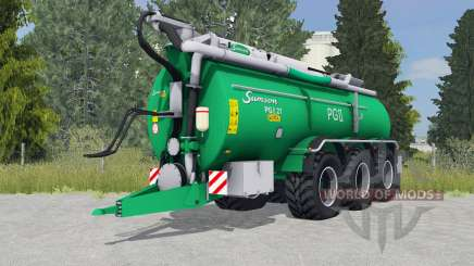 Samson PGII 27 jade for Farming Simulator 2015