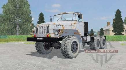 Ural-4420 rusty for Farming Simulator 2015