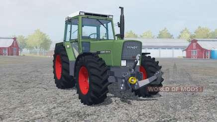 Fendt Farmer 309 LSA Turbomatik FL for Farming Simulator 2013