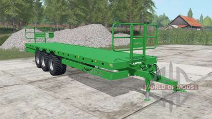 Laumetris PTL-20R north texas green for Farming Simulator 2017