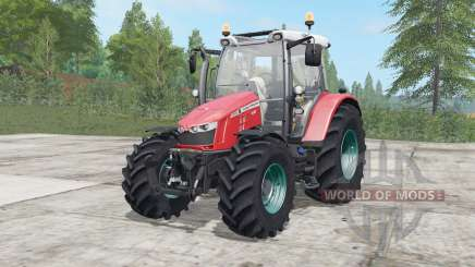 Massey Ferguson 5710-5713 S for Farming Simulator 2017