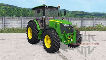 John Deere 5085M IC control for Farming Simulator 2015