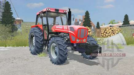 Ursus 1614 coral red for Farming Simulator 2015