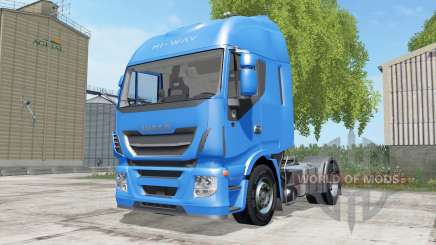 Iveco Stralis for Farming Simulator 2017