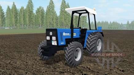 New Holland 55-56s true blue for Farming Simulator 2017
