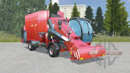 Kuhn SPW 25 light brilliant red for Farming Simulator 2015