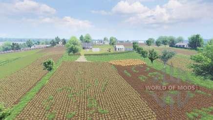Cherkasy region v1.1 for Farming Simulator 2013