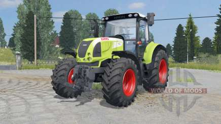 Claas Arion 620 washable for Farming Simulator 2015