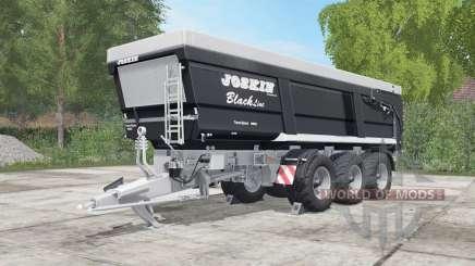 Joskin Trans-Space 7000-23BC150 high capacity for Farming Simulator 2017