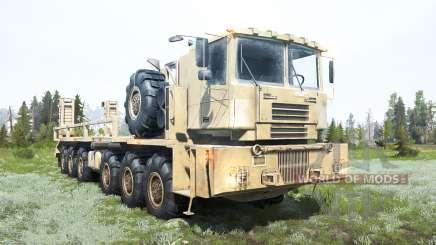 MZKT-79086 for MudRunner
